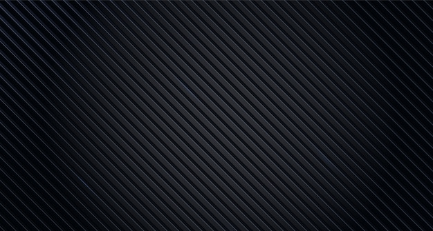 Black texture background abstract lines. black  abstract design geometric background