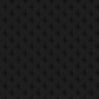 Black texture seamless pattern background. perfect light and shadow dimension design.