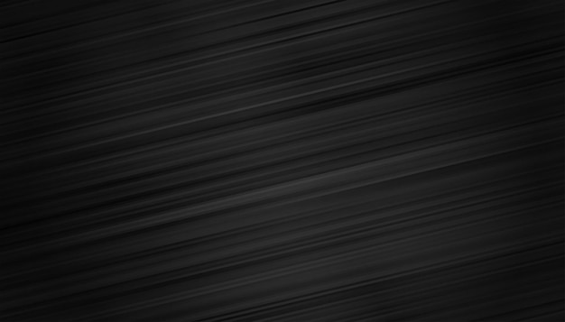 Black wallpaper with motion lines background