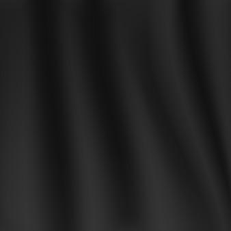 Black wavy gradient curtains texture