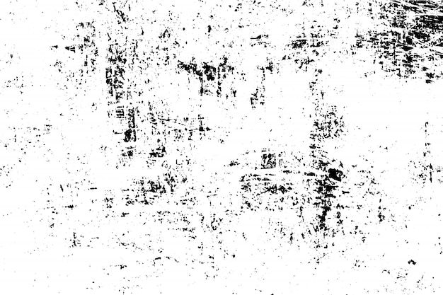 Black and white  illustration grunge texture vector. overlay grunge effect concept.