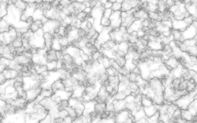 Black and white marble texture
