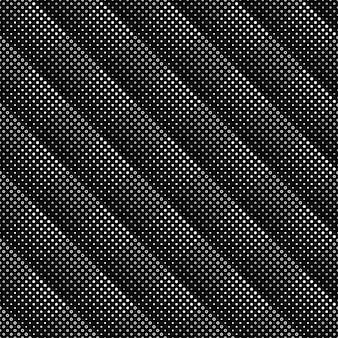 Black and white seamless pattern design