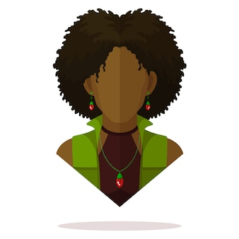 Black women avatar