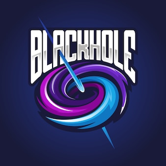 Логотип blackhole