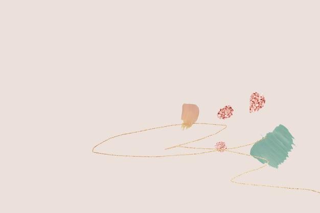 空白の抽象的な背景
