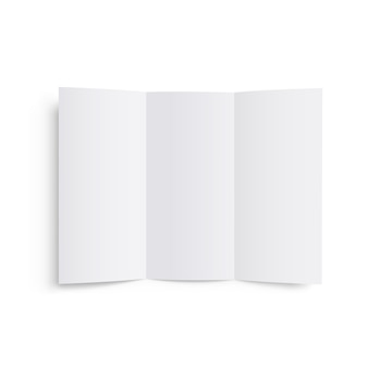 Blank Brochure Template from img.freepik.com