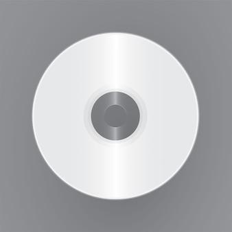 Пустой компакт-диск