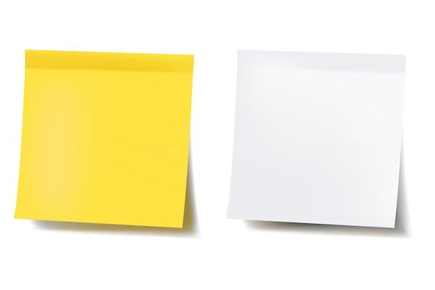 空白のノートセット