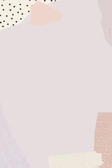 Пустой фиолетовый дизайн рамы