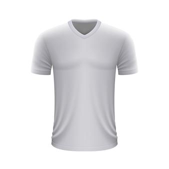 Blank soccer shirt