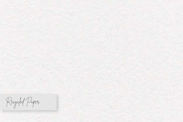 Carta ruvida bianca