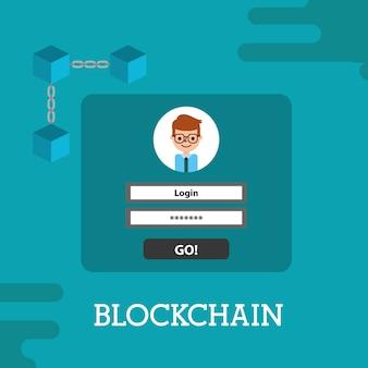 Блокировка пароля для входа в систему cyber security