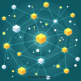 Концепция концепции blockchain