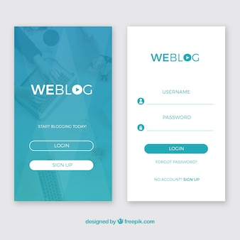 login vectors photos and psd files free download