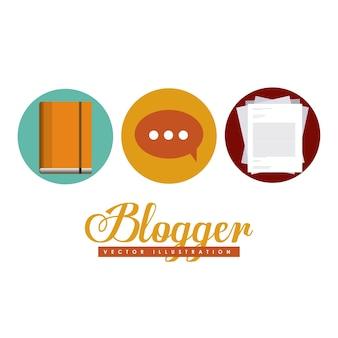 Blogger design