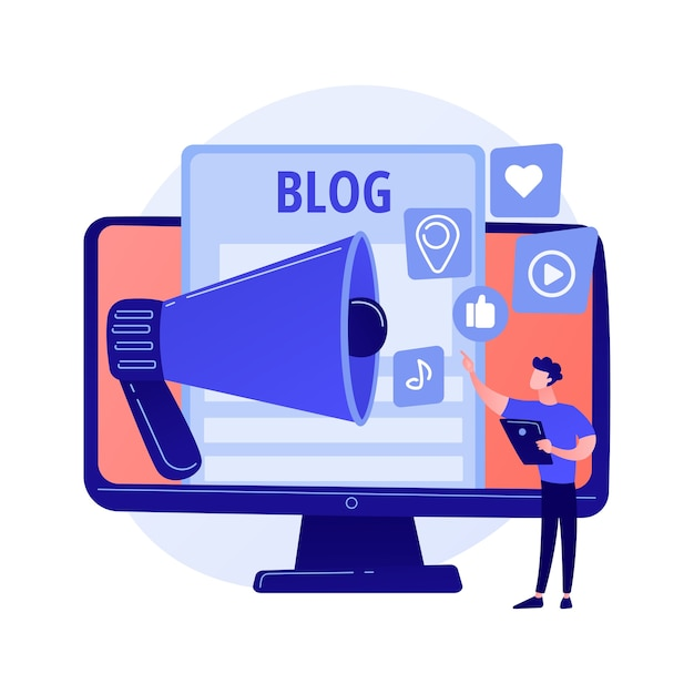 Blogging fun. content creation, online streaming, video blog. young girl making selfie for social network, sharing feedback, self promotion strategy.
