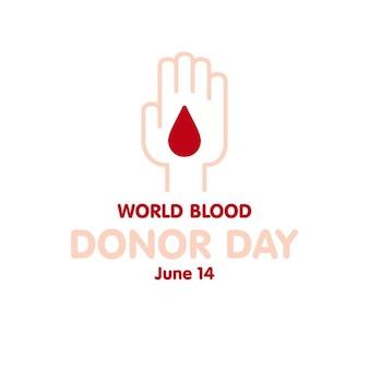 Донорство крови фон