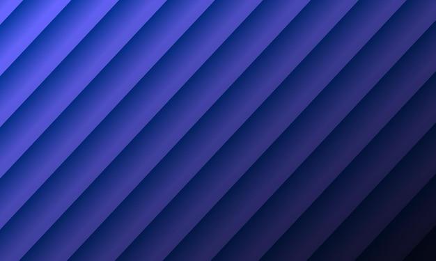 青い抽象的な背景。細い縞模様で覆います。広告、小冊子、リーフレットのパターン。ベクトルイラスト。ブラインド。海の波。