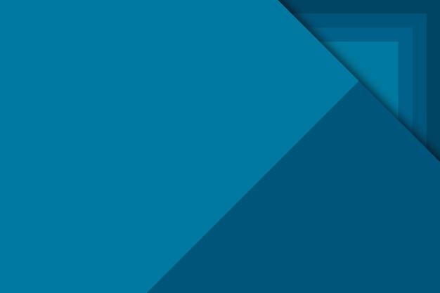 ビジネスの青い抽象的な背景