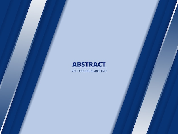 Синий абстрактный фон с малиновыми линиями pepercut и тенями