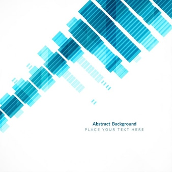 Abstarct современный фон синим цветом формы