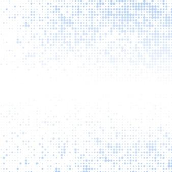 사각형과 텍스트를 위한 공간이 있는 파란색 추상적 인 배경