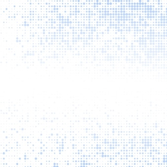 Blue abstract background with squares and space for text