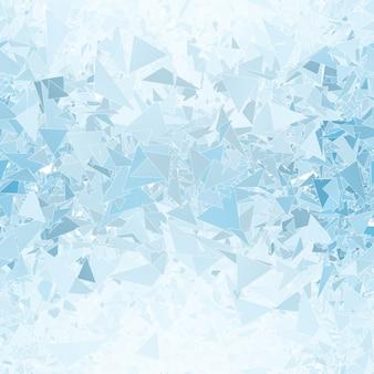 青色の抽象画の背景