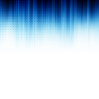 ブルーの抽象的な背景