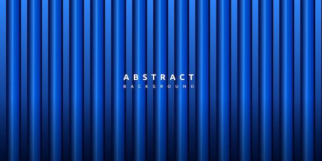 Синий абстрактный градиент полосы фона