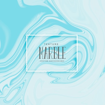 Blue abstract marble texture background