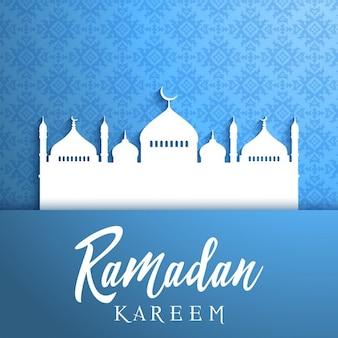 Абстрактный фон для рамадана