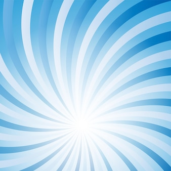 青い抽象-催眠術の背景ベクトル図