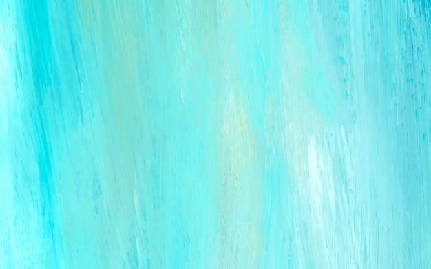 Blue acrylic abstract background