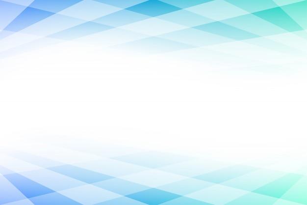 복사 공간 파란색과 녹색 추상적 인 배경