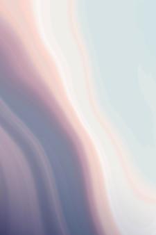 青と紫の流体の背景