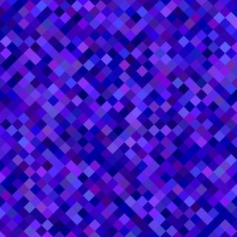 青と紫のモザイクの背景