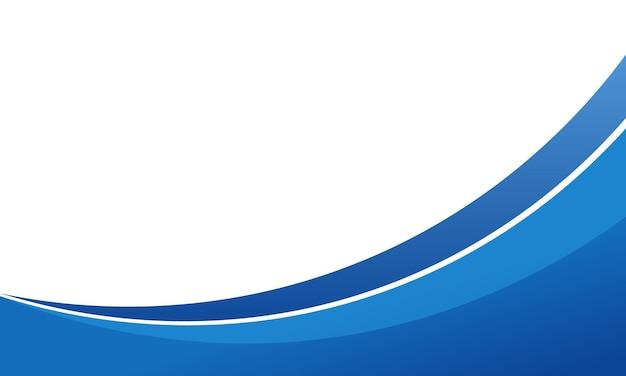 Фон баннера синие и белые полосы. современный дизайн для вашего бизнеса.