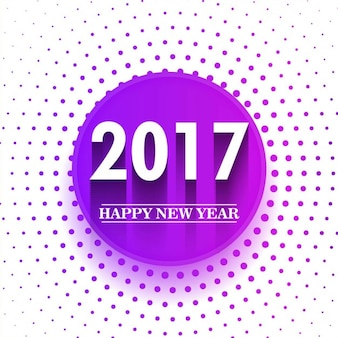 Blue background, new year