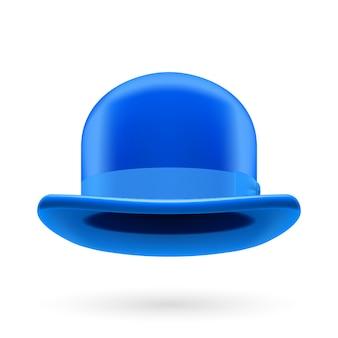 Синяя котелок