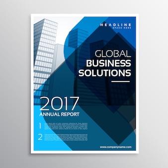 会社のビジネスチラシポスターデザインa4サイズ