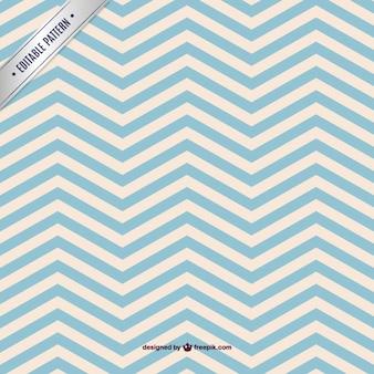 Blue chevorn seamless pattern