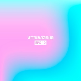 Blue, cyan, pink blur gradient background