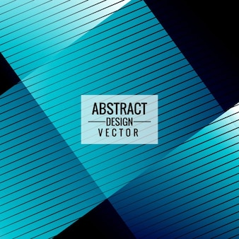 Blue decorative modern background with lines