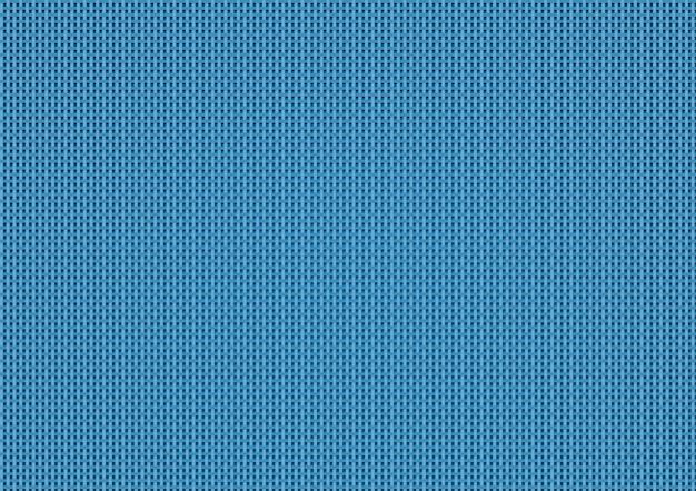 Blue denim jeans background Premium Vector