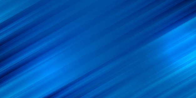 Sfondo a strisce geometriche diagonali blu