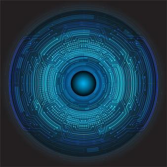 ブルーアイサイバーサーキットの未来技術