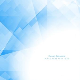 Синий цвет современный многоугольной формы дизайн фона