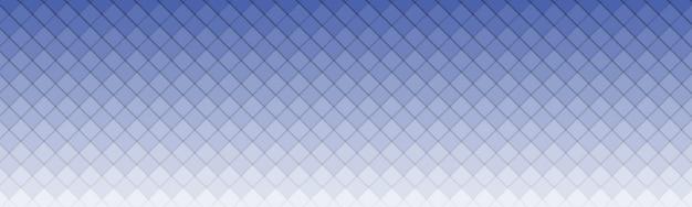 青の幾何学的な背景